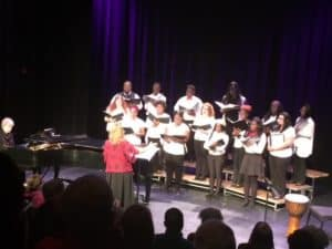 Fine Arts - Francis Marion University Concert Choir and Voice Collective, Spring 2019 @ FMU Performing Arts Center | Florence | South Carolina | United States