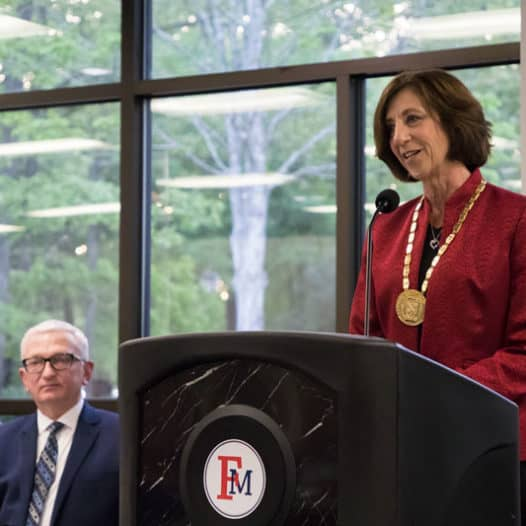 Francis Marion's Wittmann-Price named distinguished professor for 2018-2019