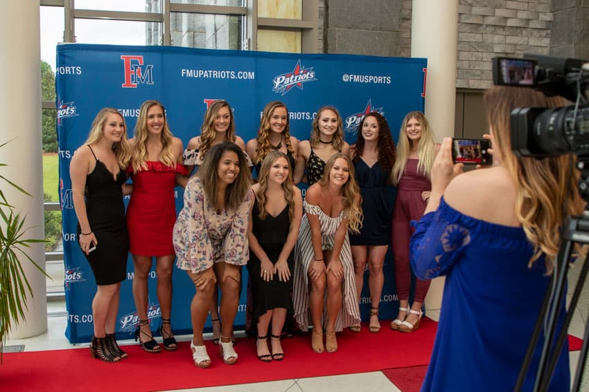 FMU Holds 48th-Annual Athletic Awards Gala