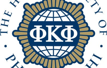 FMU's Phi Kappa Phi chapter inducts 28 new members