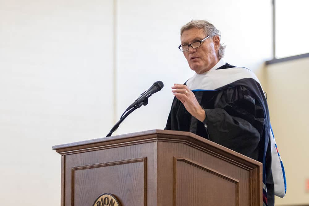 Francis Marion celebrates spring commencement