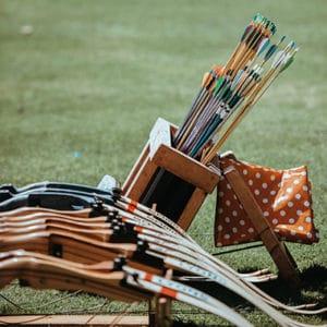 SC Senior Sports Classic Archery Event @ Track, Francis Marion University