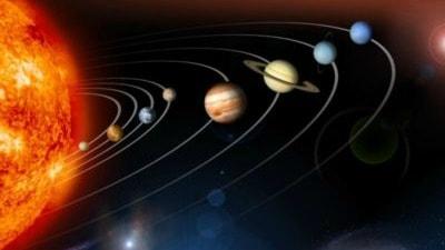 Planetarium Public Show