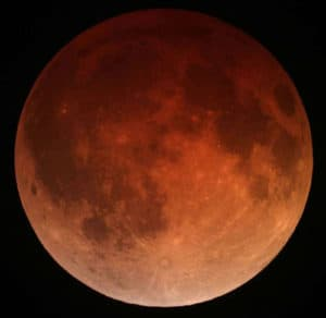 Lunar Eclipse Viewing Session @ FMU Observatory