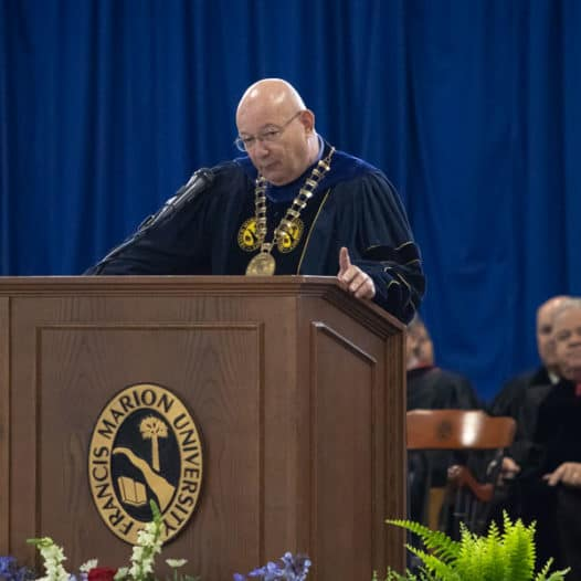 FMU Trustees extend  Carter's contract to 2023
