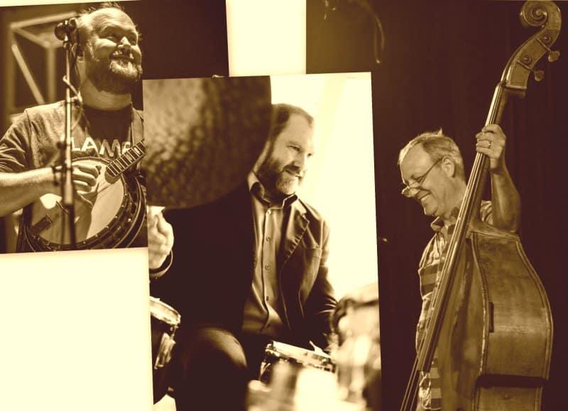 Artist Series Brian Jones Jazz Trio