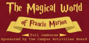 Fall Jamboree: Magical World of FMU @ Campus Wide
