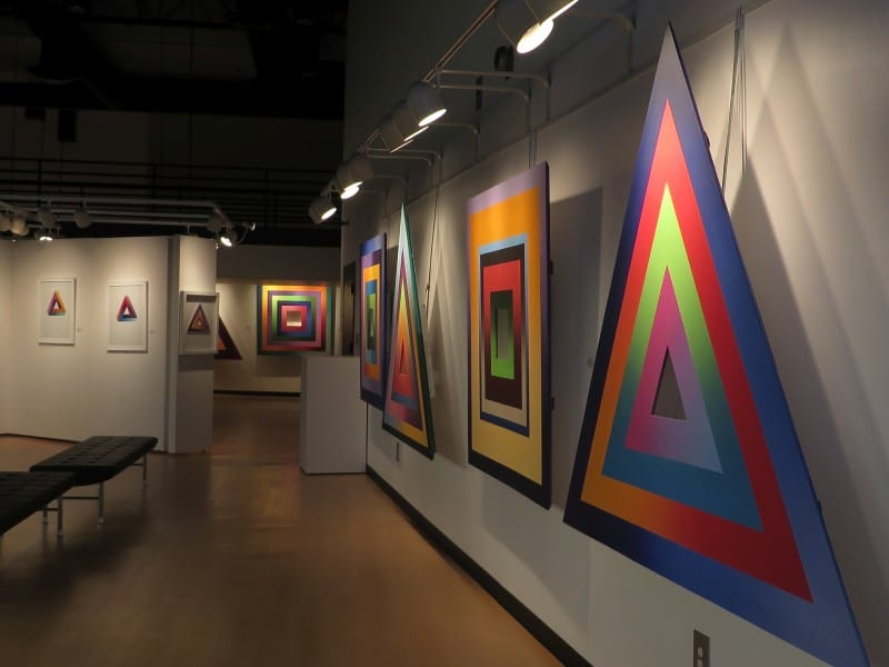 Fine Arts Gallery Walls 2018