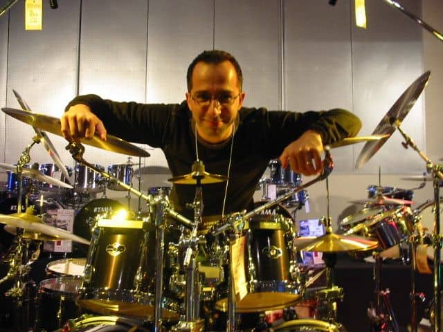 Joe Bergamini drums