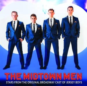Midtown Men @ The PAC | Florence | South Carolina | United States