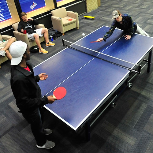 Ping Pong Singles & Doubles Tournaments