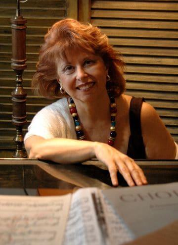 Raquel Boldorini, piano