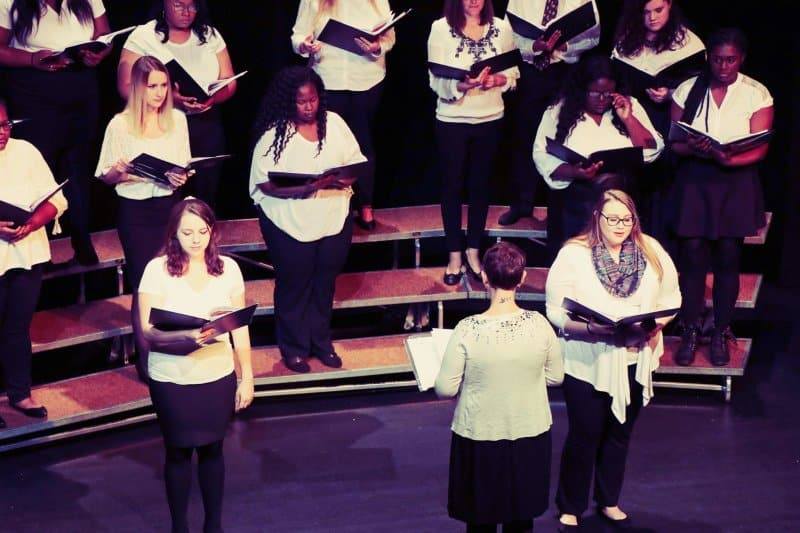 Fall Choral Concert w/ FMU Voice Collective and Special Guests