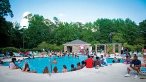 Patriot Pool Party @ Outdoor Pool