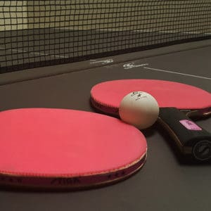 Ping Pong Doubles @ UC Commons