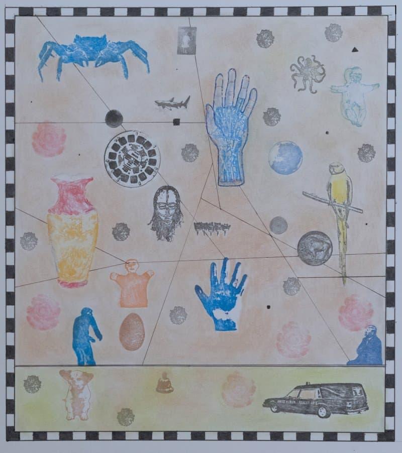 Art Gallery Faculty Show H Frye