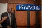 FMU thoroughfare renamed Heyward Drive