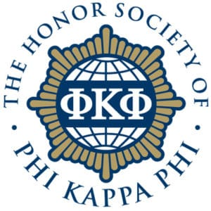 Phi Kappa Phi Induction Ceremony & Banquet