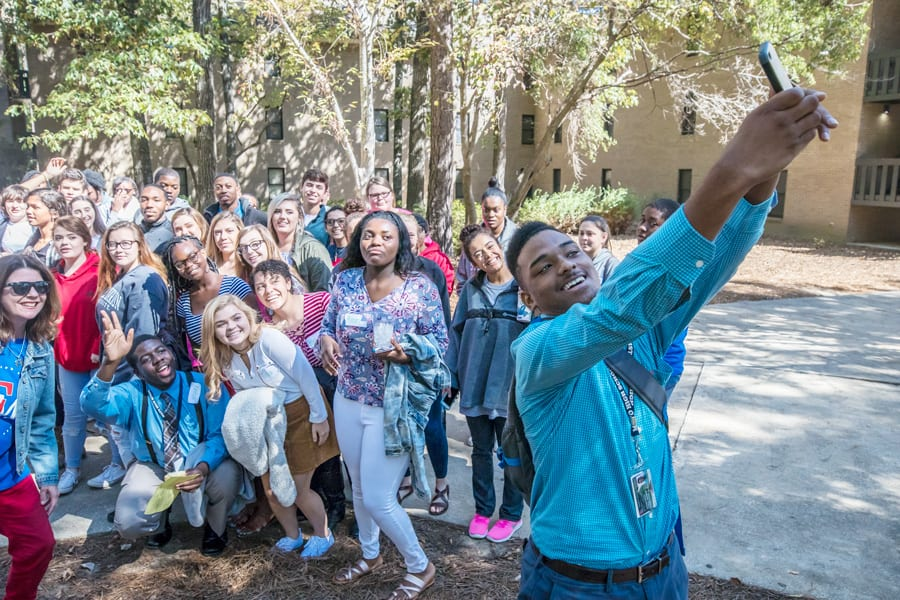 FMU's Teacher Cadet program fills the ranks of region's schools