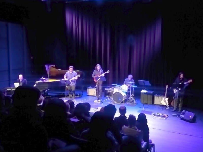 FMU Jazz Combo Fall 2018