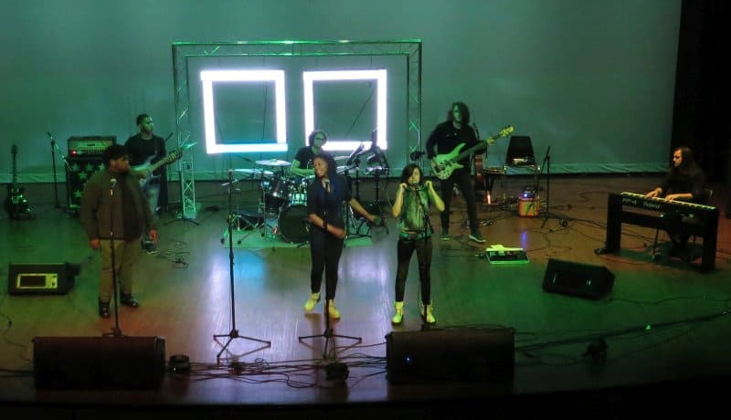Music Industry Ensemble Fall 2018