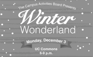 Winter Wonderland @ UC Commons