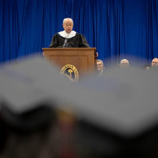 FMU celebrates fall commencement, first class of doctoral graduates