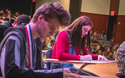 FMU hosts 42nd Pee Dee Regional High School Mathematics Tournament