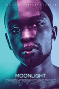 Moonlight (2016), Hosted by the Gender-Sexuality Alliance, FMU, & The English Film Series @ Lowrimore Auditorium, CEMC
