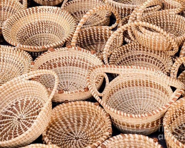 Sweet Grass Basket Demonstration