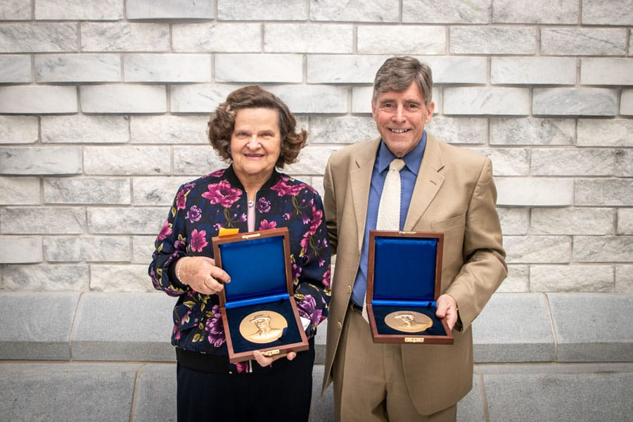 Marion Medallions go to hard-working public servant, grassroots ministry