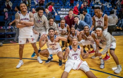 Francis Marion falls in NCAA tournament