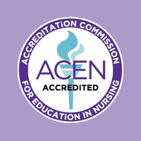 ACEN nursing badge
