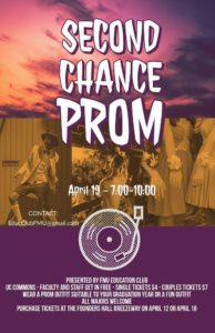Second Chance Prom @ UC Commons