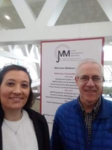 Mathematicians attend 2019 Joint Mathematics Meetings in Baltimore, MD