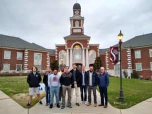 Mathematics Department attends MAA SE 2019 Conference at Lee University