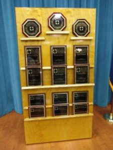 Department of Mathematics held Pee Dee Regional High School Mathematics Tournament on December 4, 2018.