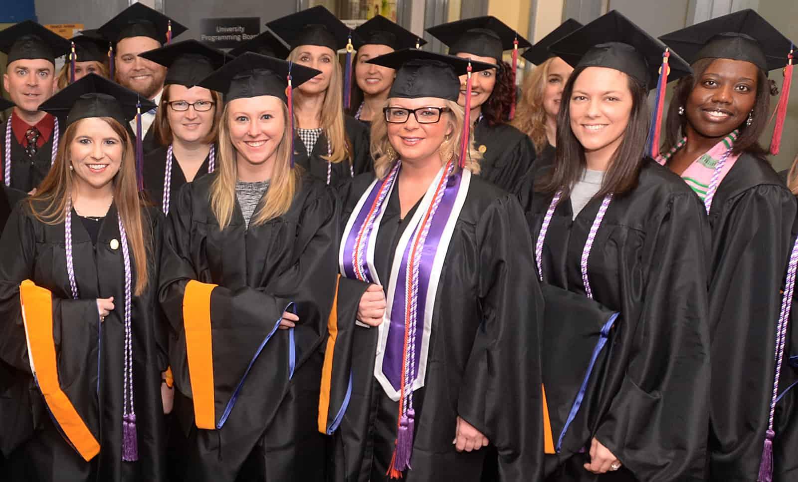 FMU Nursing Pinning Ceremony