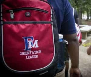 Freshman One-day Orientation