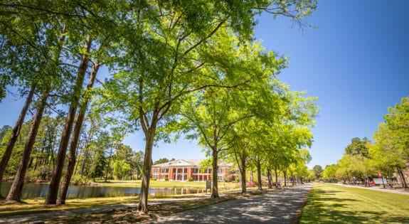 Visit FMU's verdant campus