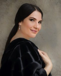 Evgenia Pirshina, mezzo-soprano @ FMU Performing Arts Center | Florence | South Carolina | United States