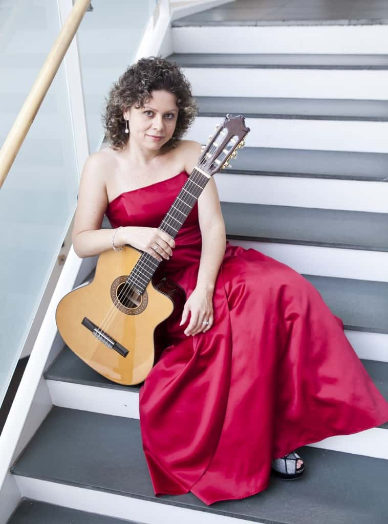 Fine Arts – Artist Series – Marina Alexandra, guitar