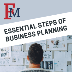 Essential Steps of Business Planning @ Online/Virtual