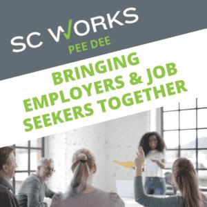 SCWorks: Bringing Employers & Job Seekers Together @ Online/Virtual