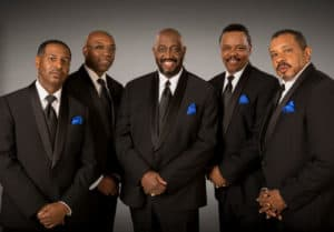 The Temptations @ Performing Arts Center
