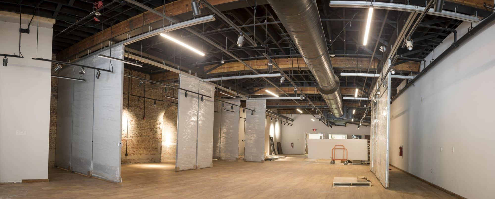 University Place Gallery Moving In