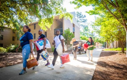 Freshmen move-in kicks off busy week at FMU