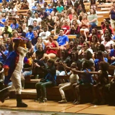 FMU First-Year Experience