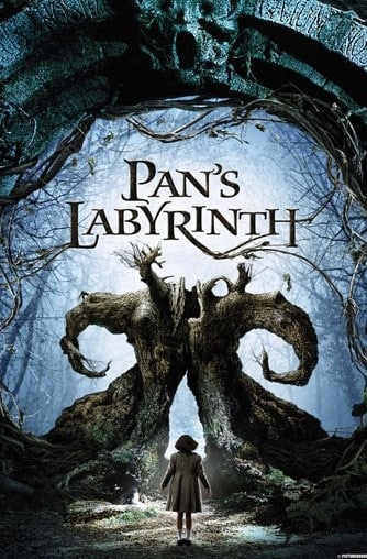 A promotional poster for Pan's Labyrinth.