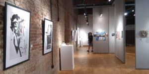 FMU Visual Arts Alumni Juried Exhibition @ University Place